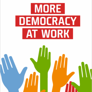 More democracy banner 0
